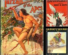 Adventure Fiction Sammlung erstellt von John W. Knott, Jr, Bookseller, ABAA/ILAB