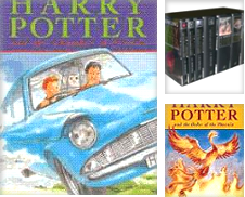 Harry Potter Curated by Alpha 2 Omega Books BA