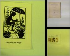 Antiquariat (Besonderheiten) Sammlung erstellt von Agroplant GmbH, Antiquariat www.ts-buch.