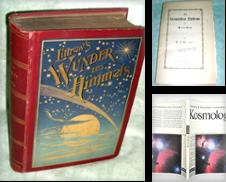 Astronomie Sammlung erstellt von Antiquariat  Löwenstein