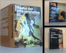 Aquaristik Sammlung erstellt von Antiquariat Ardelt