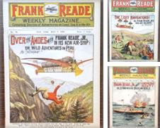 Dime Novels Curated by SF & F Books