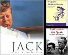 Autobiographien, Biographien, Erinnerungen Sammlung erstellt von Antiquariat Bücherkeller