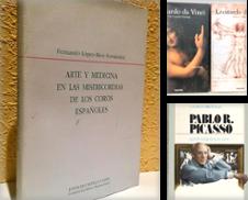 Arte Curated by Librería Torres-Espinosa