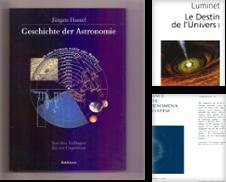 Astronomie Sammlung erstellt von Antiquariat Wirthwein - Die Wortfreunde