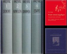 Anthroposophie Sammlung erstellt von Antiquariat Luechinger