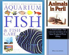 Astronomy to Zoology Curated by Laurel Reed Books