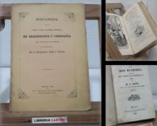 Anteriores al 1880 de Librería Castro