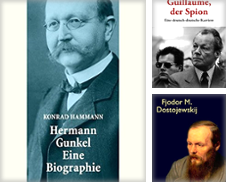 Biographien Sammlung erstellt von Antiquariat Bader Tübingen