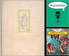 Comics & Humor Sammlung erstellt von KIRJAT Literatur- & Dienstleistungs-
