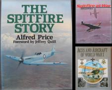 Aviation Sammlung erstellt von Vintagestan Books