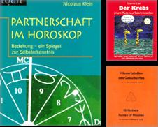 Astrologie Sammlung erstellt von BBB-Internetbuchantiquariat