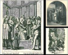 Graphik - Heiligenbilder Sammlung erstellt von Franziska Bierl Antiquariat