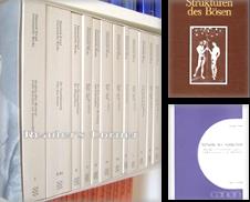 Geisteswissenschaften Sammlung erstellt von Bojara & Bojara-Kellinghaus OHG