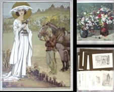 Bilder Drucke Gemälde Curated by Versandantiquariat Werner Eichel