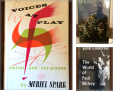 Modern Firsts Curated by Bookbell Books