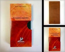 El Parnasillo de Luis Llera - Libros