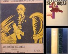 Literatura Española de BIBLIONET