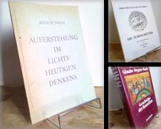 Christus Sammlung erstellt von ANTHROPOSOPHIE-Antiquariat Ruth Jäger