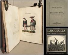 Genova e le sue riviere Di AU SOLEIL D'OR Studio Bibliografico