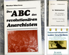 Anarchismus Sammlung erstellt von Antiquariat Hoffmann