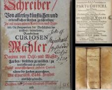 17. Jahrh Sammlung erstellt von Antiquariat  Braun