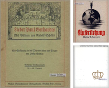 Belletristik (Gedichte & Lyrik) Sammlung erstellt von obaao - Online-Buchantiquariat Ohlemann