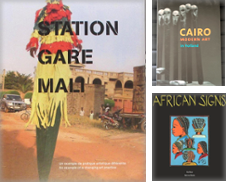 African Art Curated by Antiquariaat Digitalis