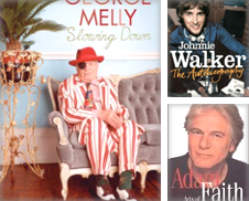 Autobiography Curated by Burwood Books