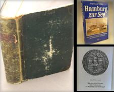 Hamburg Sammlung erstellt von Antiquariat Hubertus von Somogyi-Erdödy