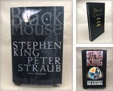 Stephen King Curated by The Bookman & The Lady