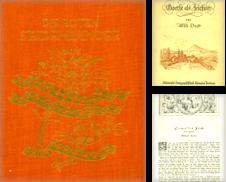 Ältere Literatur Sammlung erstellt von ANTIQUARIAT MATTHIAS LOIDL