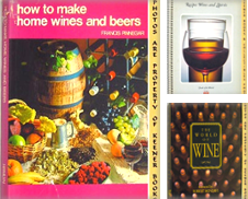 Alcoholic (Wine) Curated by Keener Books (Member IOBA)