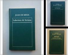 Historia de la literatura española Curated by 2 vendedores