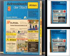 Adressbücher Sammlung erstellt von Eugen Küpper