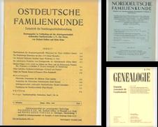 Genealogie und Heraldik Sammlung erstellt von Dr. Gabriele Baumgartner