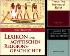 Alte Geschichte Sammlung erstellt von Matthaeus Truppe Antiquariat