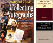 Antiques Curated by KingChamp  Books