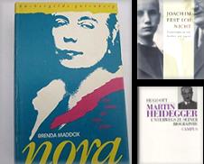 Biographie Sammlung erstellt von Antiquariat Dirk Borutta