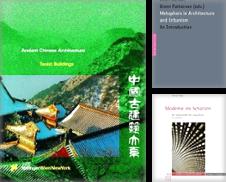 Architektur (Städtebau) Sammlung erstellt von Schroeders Sammler Bücher