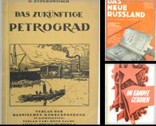 UdSSR Sammlung erstellt von Antiquariat Walter Markov