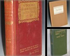 Mark Twain Curated by Alcuin Books, ABAA