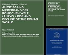 Altertumswissenschaft Sammlung erstellt von Antiquarius / Antiquariat Hackelbusch