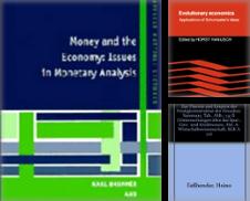 Ökonomie, Wirtschaft, Wirtschaftsgeschichte Sammlung erstellt von Vico Verlag und Antiquariat Dr. Otto