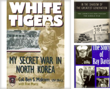 Korean War Curated by Old Army Books
