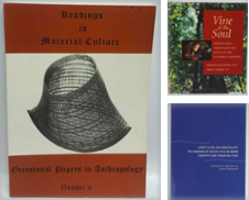 Anthropology Curated by The Book Merchant Jenkins