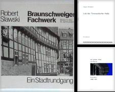 Architektur Sammlung erstellt von Antiquariat Bücherlöwe