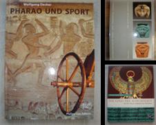 Ägypten Sammlung erstellt von Altstadt Antiquariat Rapperswil
