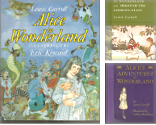 Alice in Wonderland Curated by Matilda Mary's Books