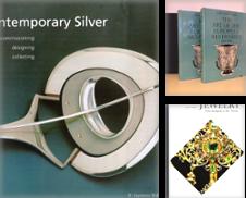 Antiques (Silver, Gold & Jewellery) Curated by Ken Spelman Books Ltd. (ABA, PBFA).